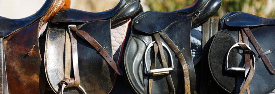 Equipements pour chevaux